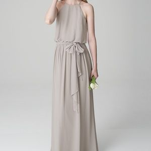 Bill Levkoff Bridesmaid dress 1267